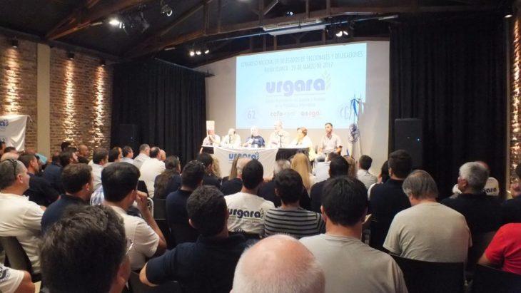 Congreso nacional delegados URGARA