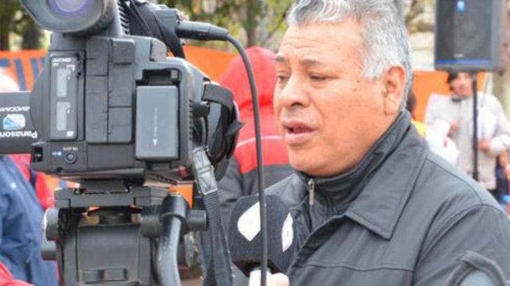 Secretario General de UOLRA, Luis Cáceres