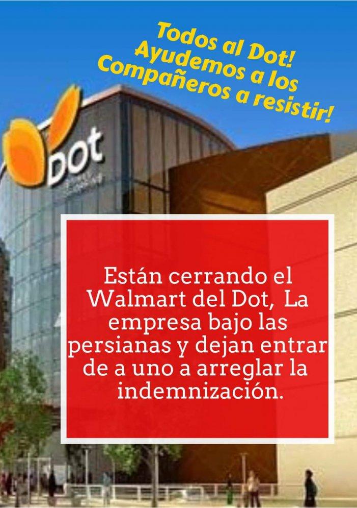 Walmart vende 12 sucursales a Día y cerró su local en el shopping ...