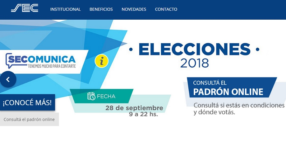 eleccionesSEC