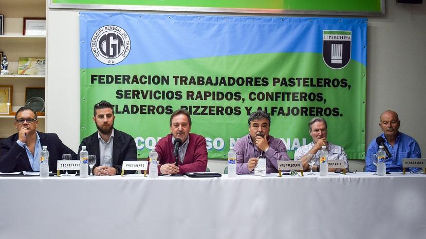53 Congreso Federación Pasteleros 1