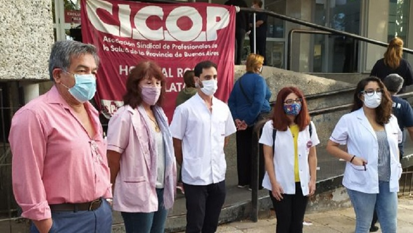 Asamblea de CICOP