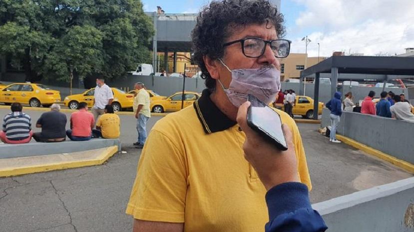 miguel arias sindicato de peones de taxis de córdoba