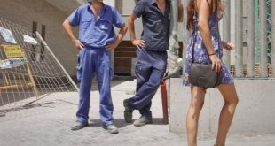Sólo autorizarán obras si los trabajadores hacen un curso sobre género