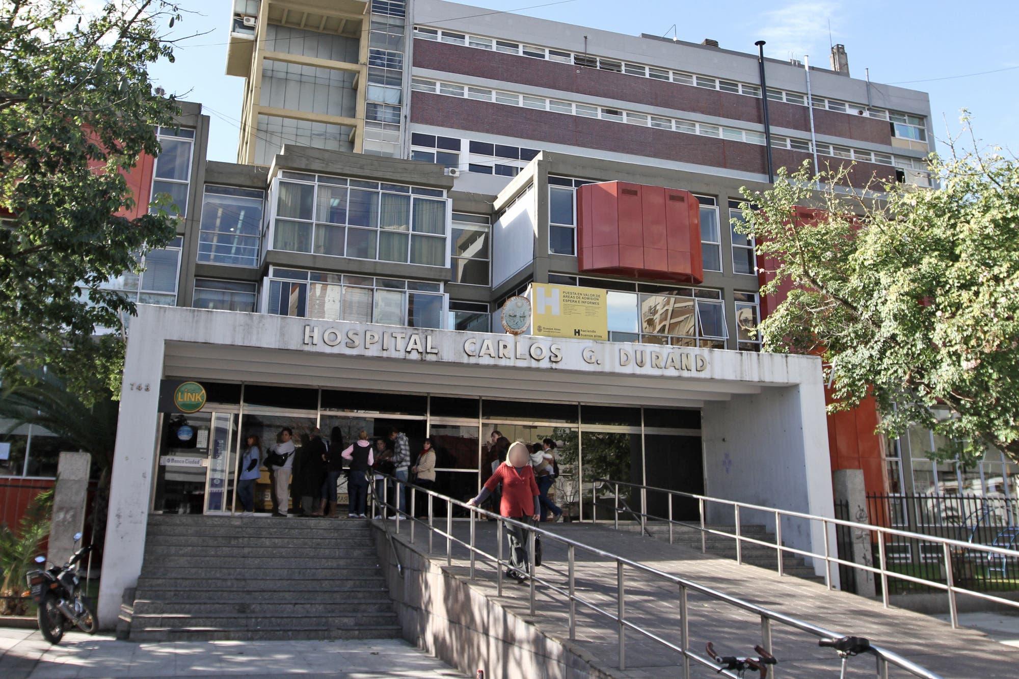 Colapso Hospital Durand