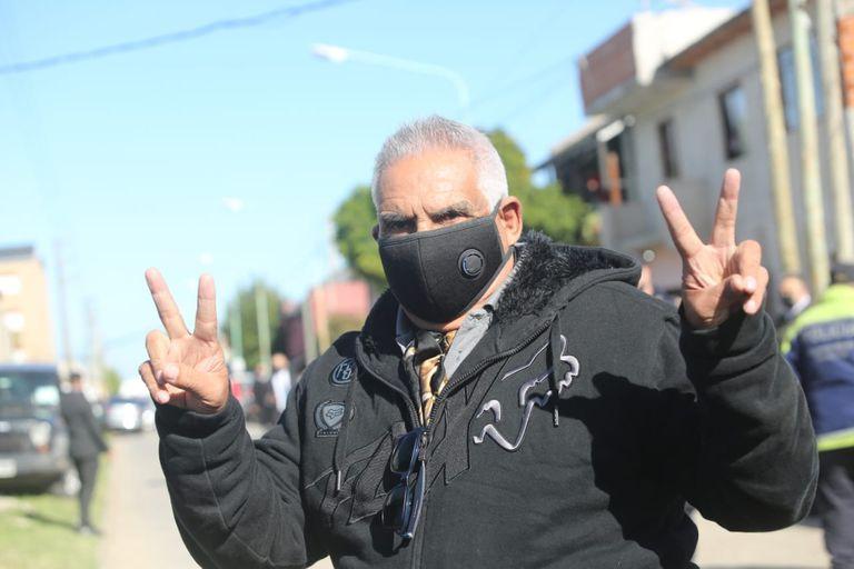 Pata Medina, ex titular de la UOCRA