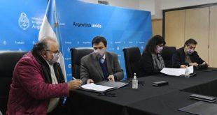Cerró la paritaria estatal, UPCN y ATE acepten la propuesta del Gobierno