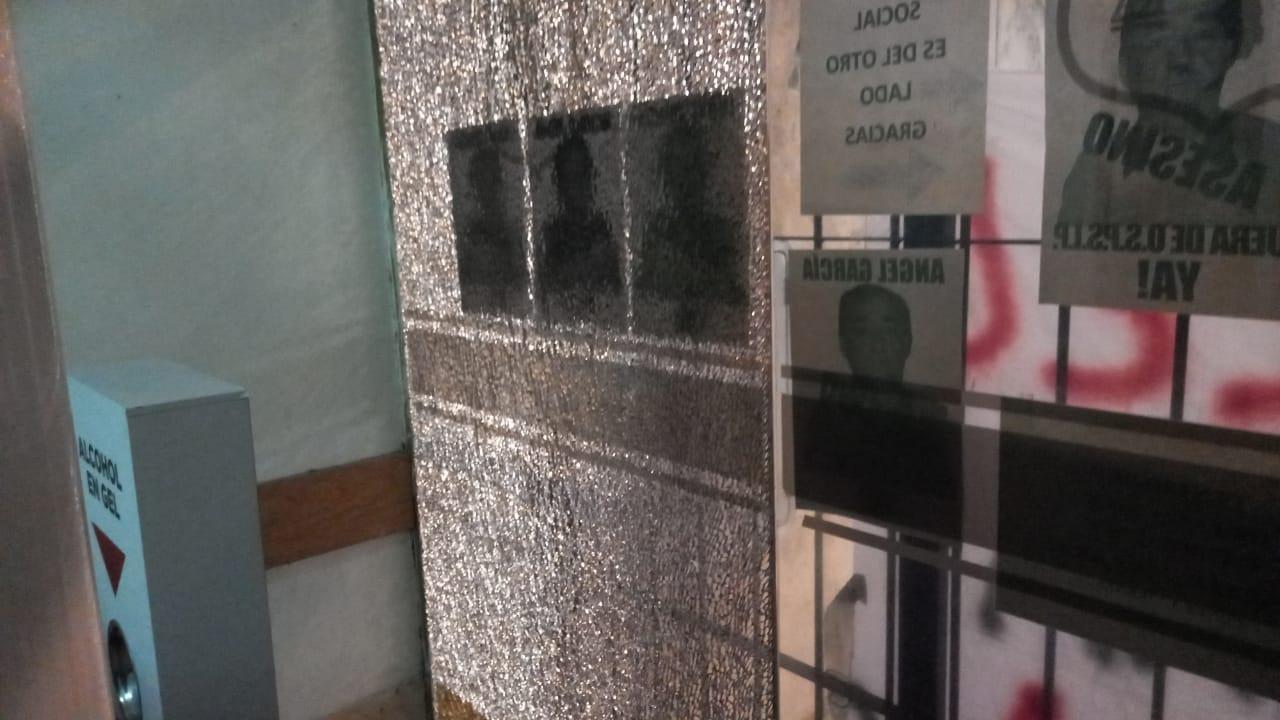 Ataque a la sede porteña de UPSRA: los dirigentes del gremio irán a la Justicia