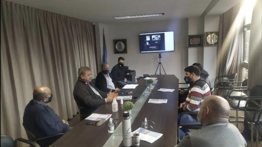 Mercantiles marplatenses firman el primer Convenio Colectivo de teletrabajo