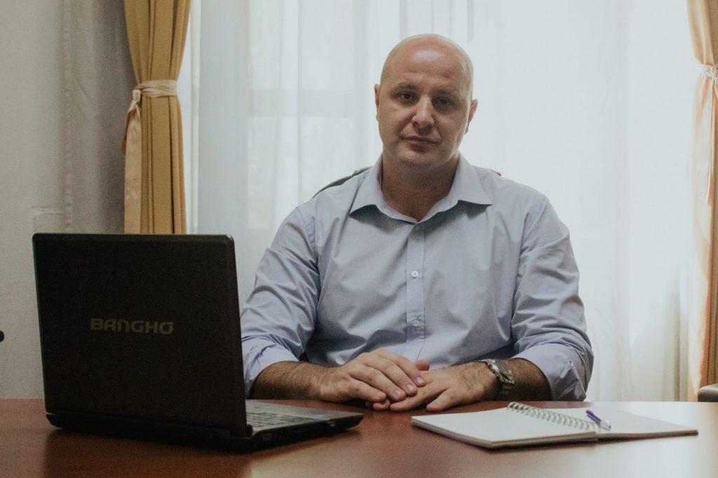 Leonardo Salom, secretario Adjunto de la Asociación del Personal de Dirección de Ferrocarriles y Puertos Argentinos