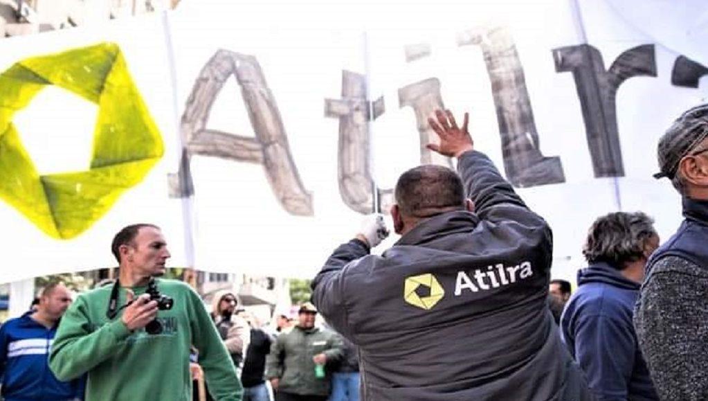 ATILRA avanza con medidas de fuerza en todo el sector lácteo