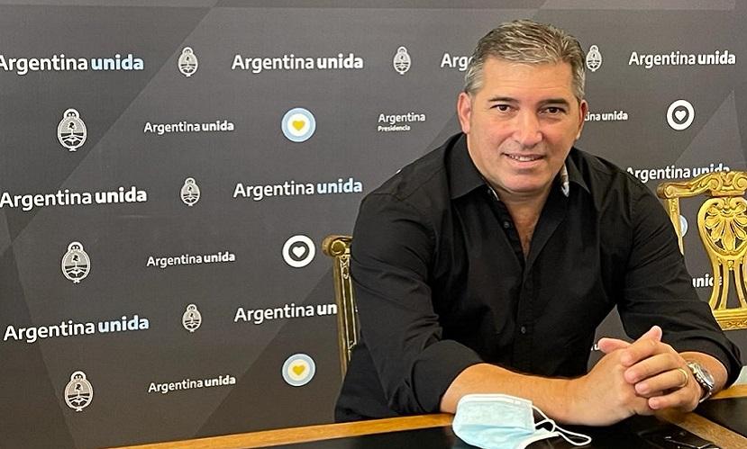 Fabián Hermoso, líder de la FATIQyP.