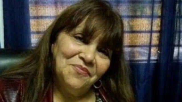 La exsecretaria general de UPCN de Moreno, Myriam Juárez.