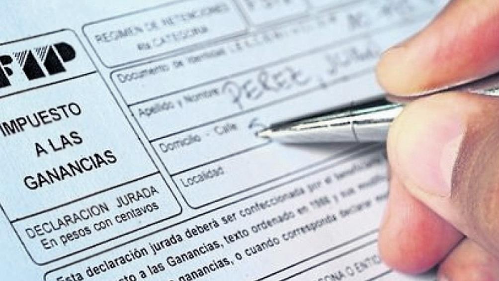 AFIP reglamentó la ley que modifica el impuesto a las ganancias