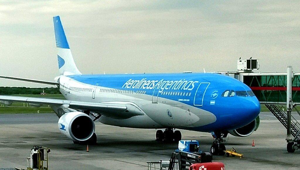 En qué consiste el aumento de Aerolíneas argentinas