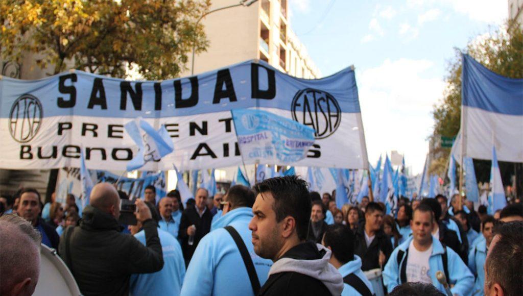 Trabajo dictó conciliación obligatoria en el conflicto de Sanidad y se suspenden las medidas de fuerza