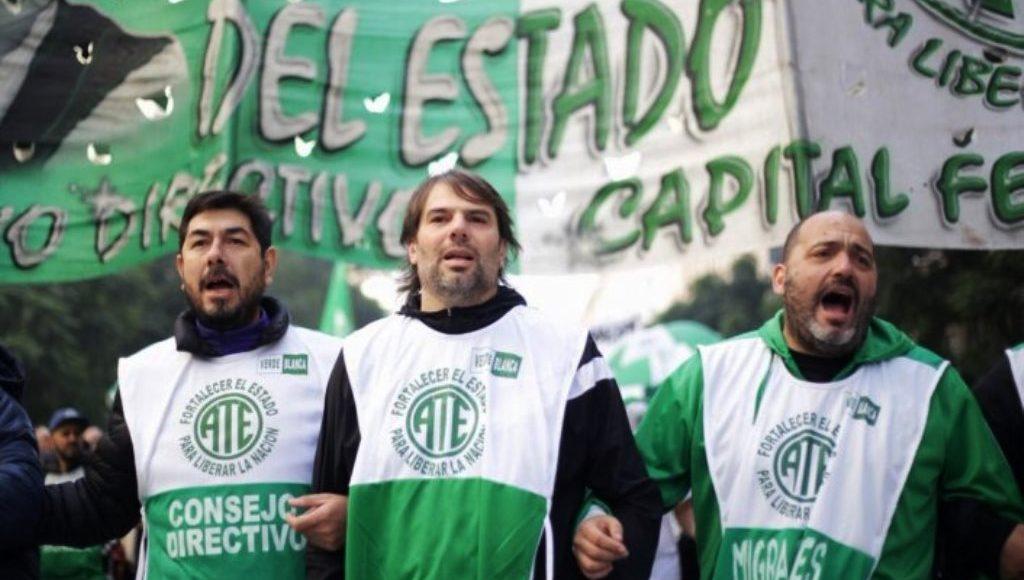 aniel Catalano, de ATE-Capital