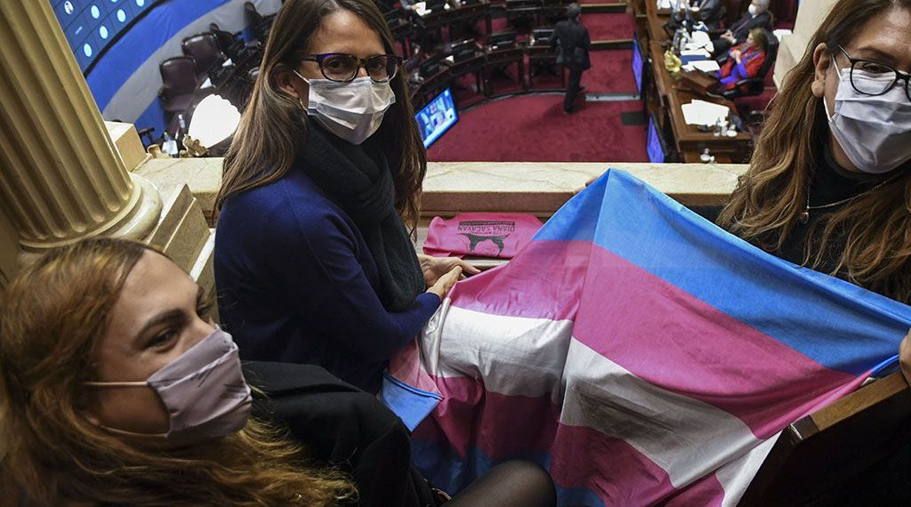 Ley de cupo laboral travesti, transgénero y transexual