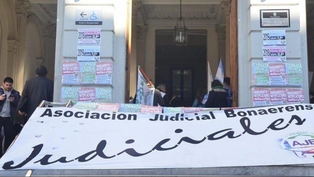 judiciales bonaerenses