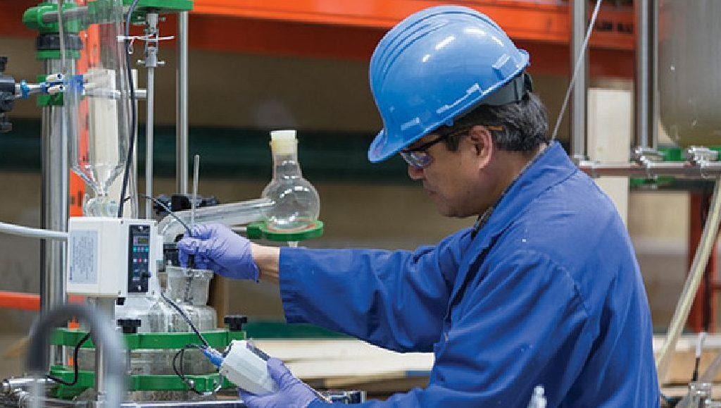 El acuerdo salarial de los Químicos