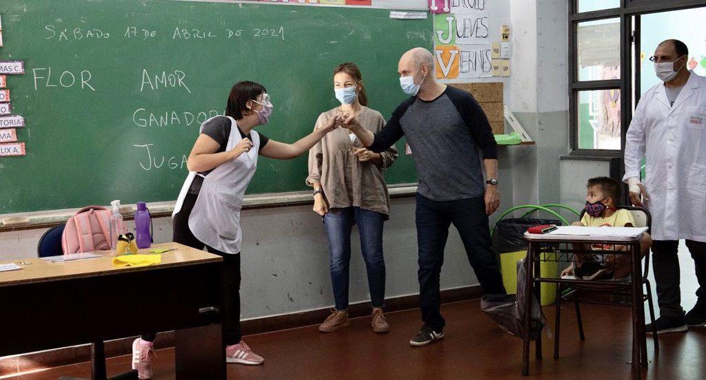 Gremios docentes porteños denunciaron que las aulas no están preparadas para la presencialidad